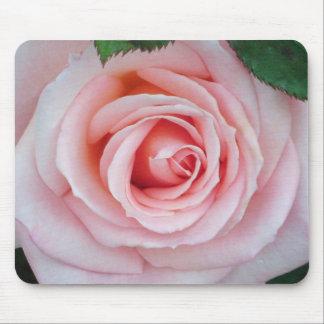 Mousepad color de rosa rosado