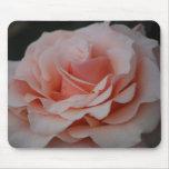Mousepad color de rosa rosado alfombrilla de ratón