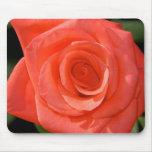 Mousepad color de rosa tapete de ratón
