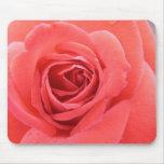 Mousepad color de rosa tapete de raton