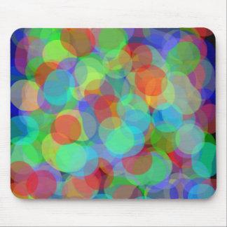 Mousepad colorido
