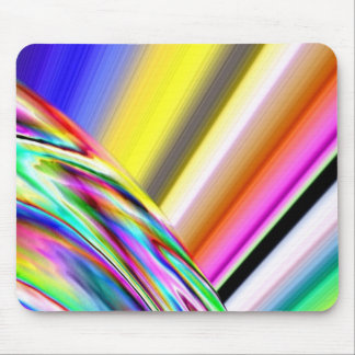 Mousepad - Coloured Planet in Space effect