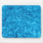 Mousepad con diseño de las aguas azules tapetes de raton