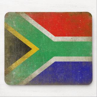Mousepad con la bandera de Suráfrica