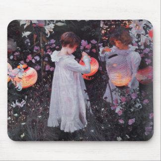 Mousepad con la pintura de John Singer Sargent