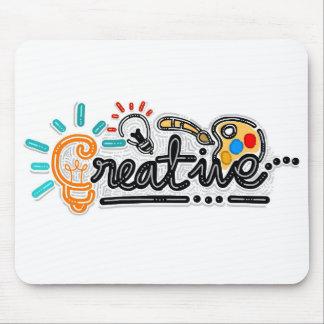 Mousepad creativo