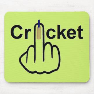 Mousepad Cricket Flip