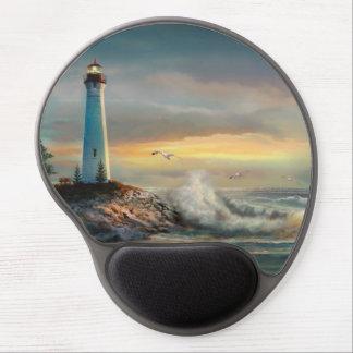 Mousepad Crisp Point Lighthouse Gel Mouse Pad