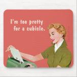 "mousepad cubicle<br><div class=""desc"">Too pretty for a cubicle</div>"