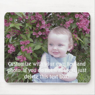 *MOUSEPAD: Customize that perfect gift! Mouse Pad
