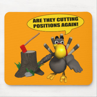 Mousepad - Cutting Turkey Positions