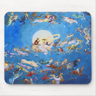 Mousepad: Dance Around the Moon by C. Doyle