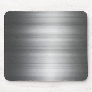 Mousepad de aluminio oscuro tapetes de ratones