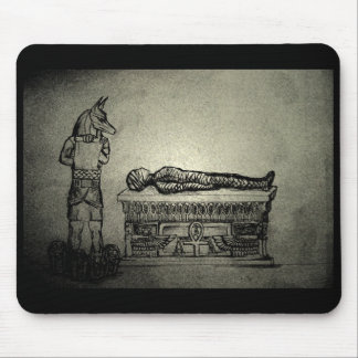 Mousepad de Anubis y de la momia