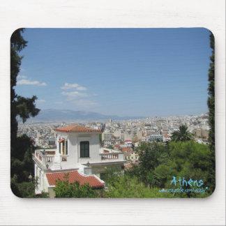 Mousepad de Atenas Grecia Alfombrillas De Ratón
