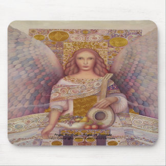 Mousepad de Barakiel del ángel