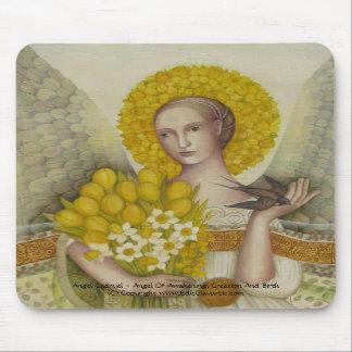 Mousepad de Cadmiel del ángel