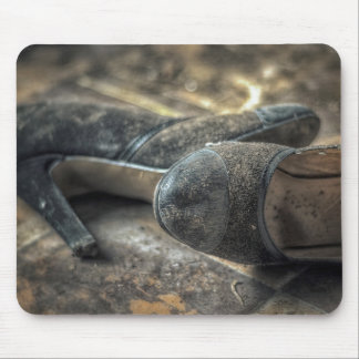 Mousepad de calzado Perdido - Place Echar suertes