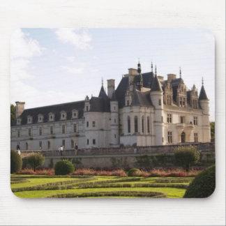 Mousepad de Chenonceau del castillo francés Alfombrillas De Ratones