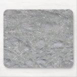 Mousepad de cristal quebrado tapete de raton