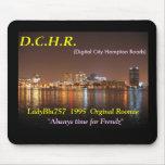 Mousepad de DCHR LadyBlu Tapete De Ratones