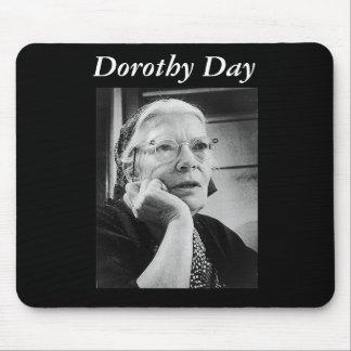 Mousepad de Dorothy Day Tapetes De Ratones