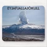 Mousepad de Eyjafjallajokull Tapete De Ratones