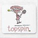Mousepad de Groundies - de Topspin Tapetes De Ratón