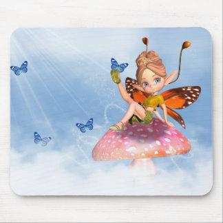 Mousepad de hadas lindo - Mousemat, fantasía Cutie