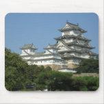 Mousepad de Japón del castillo de Himeji Alfombrilla De Ratón