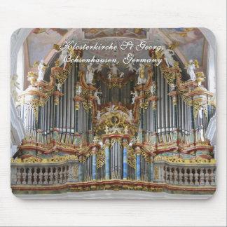 Mousepad de la abadía de Ochsenhausen