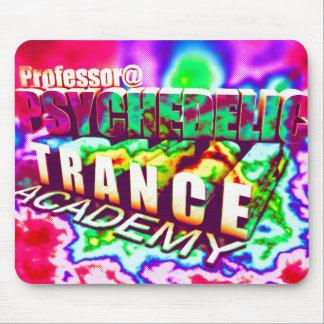 Mousepad de la academia de Psytrance Tapetes De Ratones