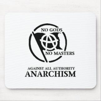 Mousepad de la anarquía tapetes de raton