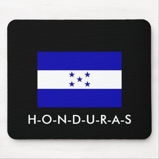 Mousepad de la bandera de Honduras