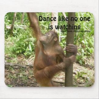Mousepad de la danza