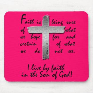 Mousepad de la fe