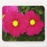 Mousepad de la flor de las rosas fuertes tapetes de ratones