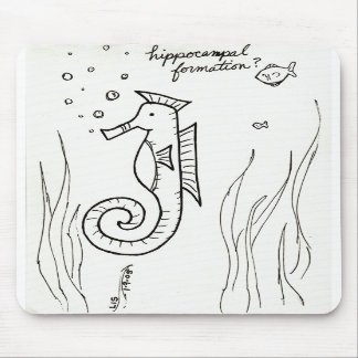 Mousepad de la formación de Hippocampal