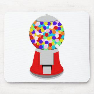Mousepad de la máquina de Gumball Alfombrillas De Ratón