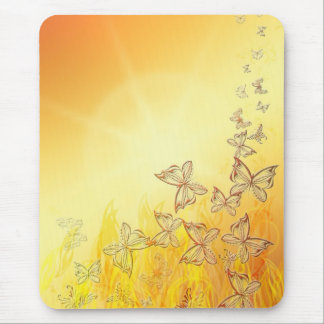 Mousepad de la mariposa