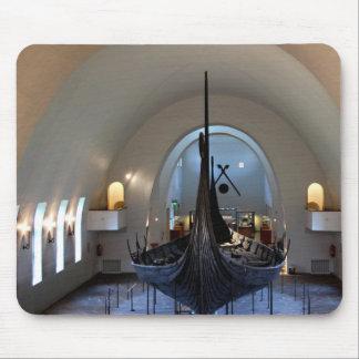 mousepad de la nave de vikingo alfombrillas de raton