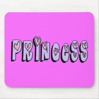 Mousepad de la princesa tapete de ratón