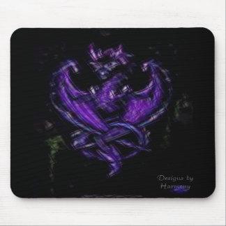 Mousepad de la púrpura del dragón