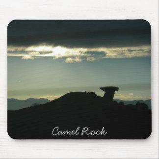 Mousepad de la roca del camello