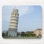 Mousepad de la torre de Pisa Alfombrillas De Ratones