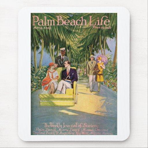 Mousepad de la vida #10 del Palm Beach