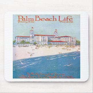 Mousepad de la vida #11 del Palm Beach