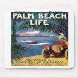 Mousepad de la vida #19 del Palm Beach Alfombrilla De Ratones
