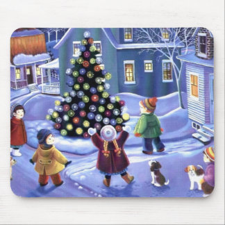 mousepad de las Felices Navidad