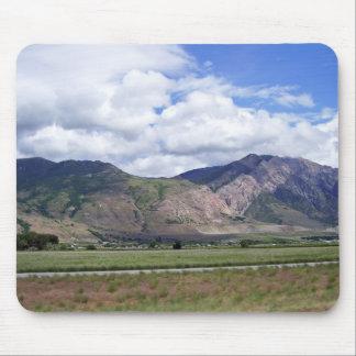 Mousepad de las montañas de Idaho Tapete De Ratones